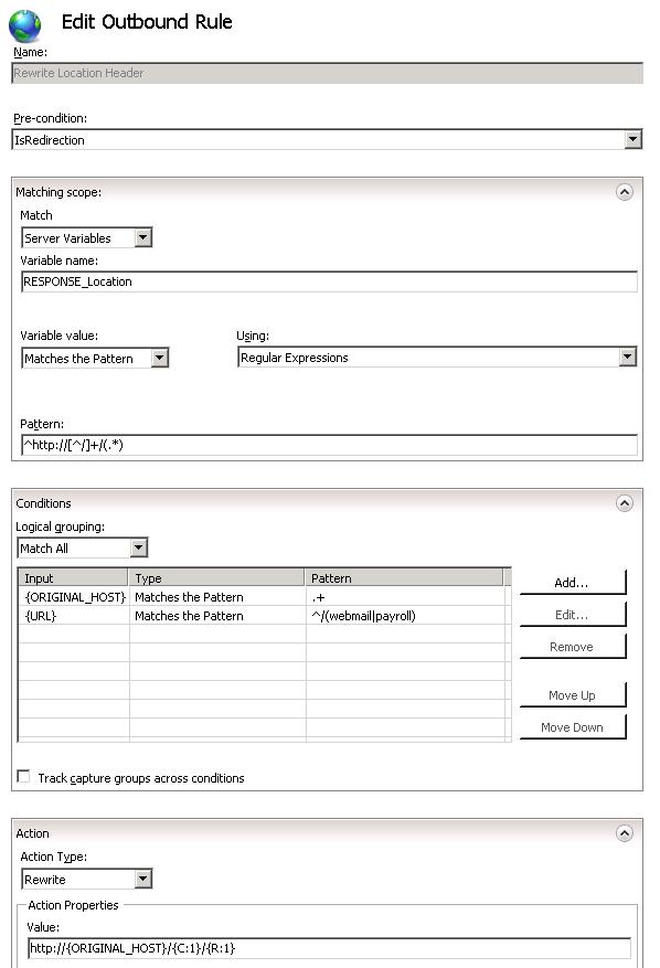 Modifying HTTP Response Headers|URLRewrite2 0手册- AspRain cn 致力于